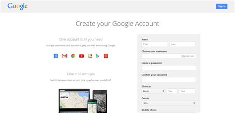 login via account gmail login www gmail sign up to create new account