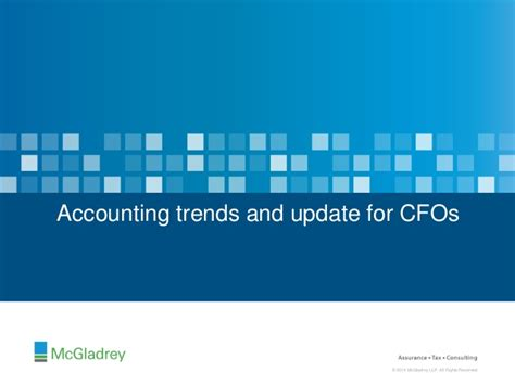 Mba Finance And Accounting Conference 2014 by 2014 Aicpa Cfo Conference Accounting Trends And Update