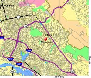 Oakland Ca Zip Code Map by Oakland Zip Code Map Car Tuning