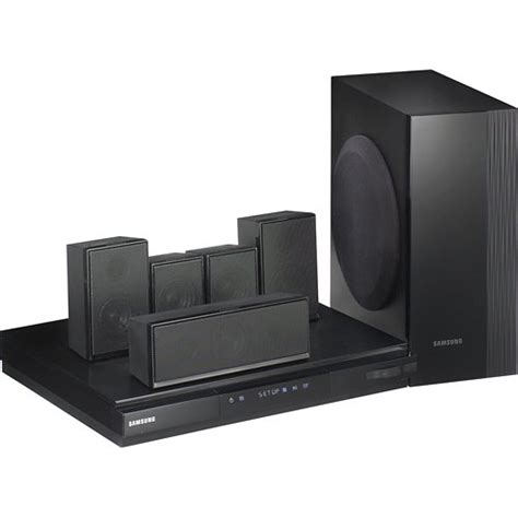 1 samsung electronics ht d5300 home theater system for