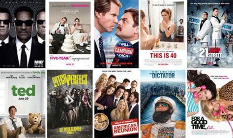 10 Most Hilarious Comedies by What Is The Best Comedic Of 2012 2012