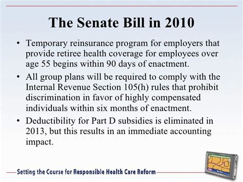 section 105 irs employer impact of health reform