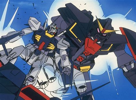 mobile suit z gundam mobile suit zeta gundam part 1 review anime uk news