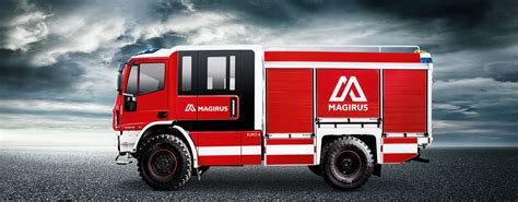Home Interiors Company Magirus Team Cab Maximum Passenger Comfort And Safety