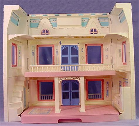 large plastic doll house this old toy s fp 1993 1999 doll house identification list