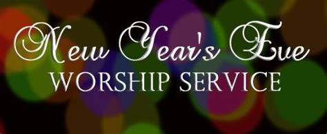 new year service events st lutheran church