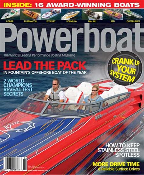 performance boats magazine free wood boats marinette boats for sale in ny