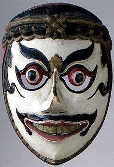 Masker Indo 16 best images about masks on javanese shops and teatro