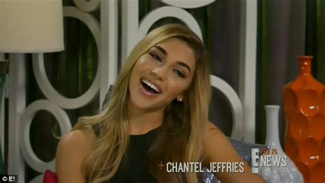 chantel jeffries breaks her silence with first interview