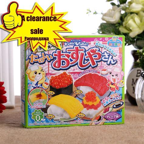 Handmade Candies - free shipping mini sushi diy handmade gift