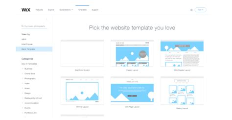Compare Wix Vs Weebly Is Wix Better Than Weebly Webcreate Wix Business Website Template