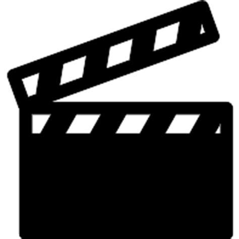 filmklappe emoji claqueta de cine iconos gratis de otro