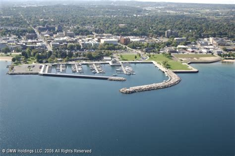 boat slip traverse city duncan l clinch marina in traverse city michigan united