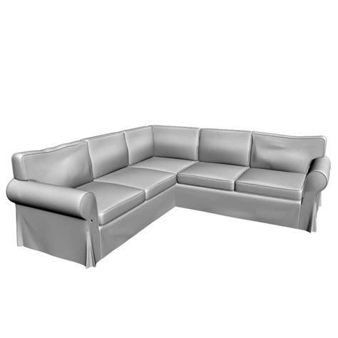 Planner Ikea ektorp corner sofa 2 2 design and decorate your room in 3d