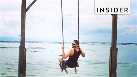 swings over the ocean swing over the ocean youtube
