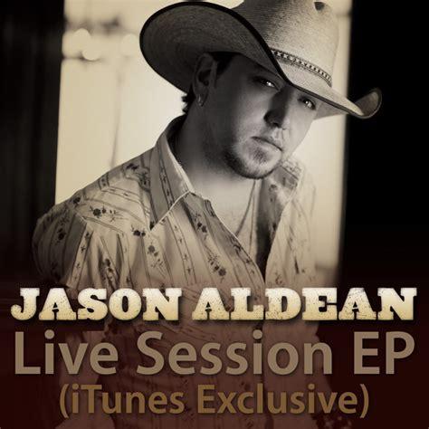 live session live session album cover by jason aldean