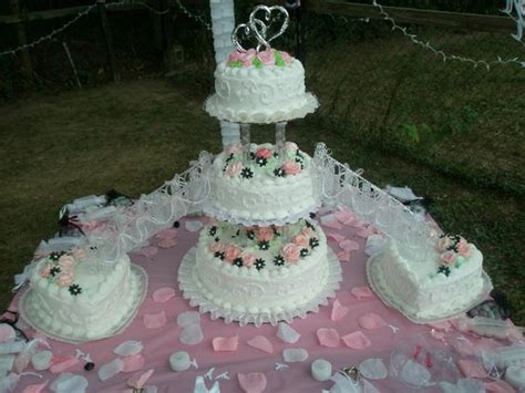 Wedding Cake With Stairs by Wedding Cake With Stairs And Fountains Stair And