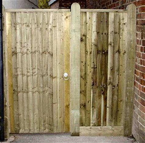 closeboard gates pride fencing gates  kent sussex