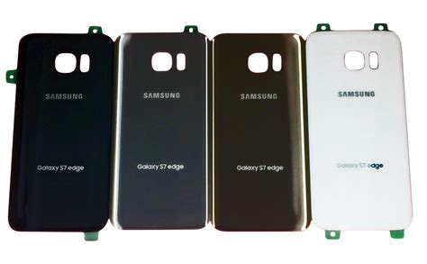 Samsung S7 Edge Backdoor Samsung S7 Edge Backcase Tutup Belakang oem back housing glass panel cover battery door for samsung galaxy s7 s7 edge ebay