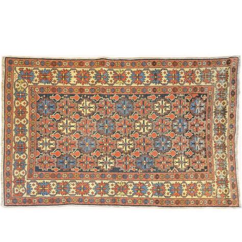 Amazing Rugs by Amazing 19th Century Shrivan Rug For Sale At 1stdibs