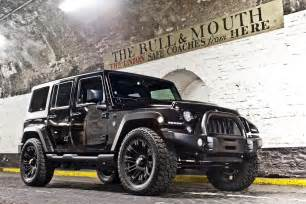 Jeep Wrangler Blackout Used 2016 Jeep Wrangler Crd Unlimited For Sale In