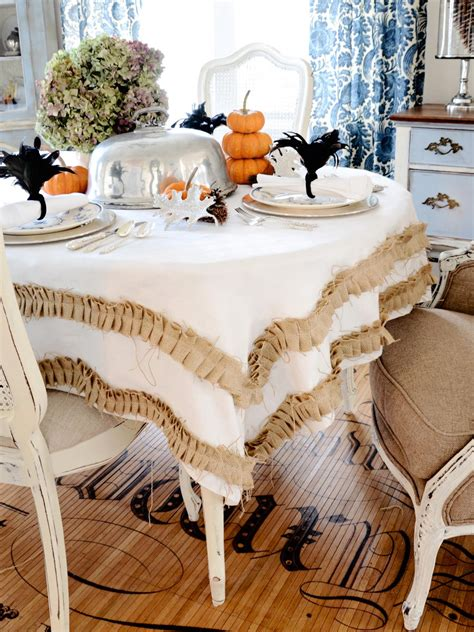 Table Decoration With Cloth by Thanksgiving Table Setting Ideas Entertaining Ideas