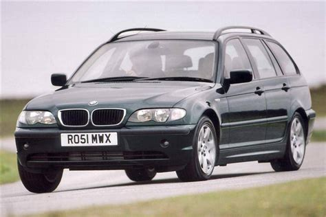 bmw  series touring    car review car