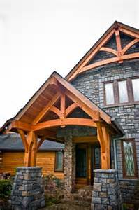 How To Create Curb Appeal - arrow timber seven tips for exposed beam design arrow timber framing