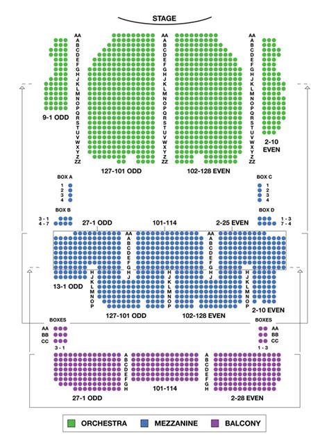 seating chart palace theater nyc palace theatre broadway seating charts broadwayworld