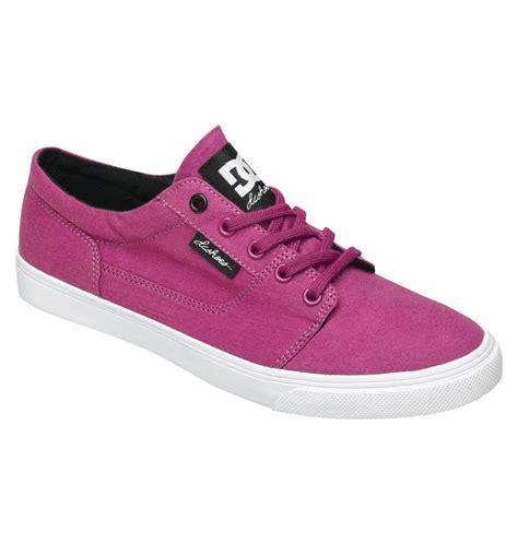 womens dc sneakers s bristol canvas shoes 303113 dc shoes