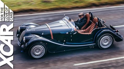 Morgan Cars Aufkleber by Video Ph 228 Nomenaler Retro Roadster Morgan Plus 8