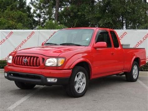 car owners manuals for sale 2002 toyota tacoma xtra free book repair manuals find used 2002 toyota tacoma truck s runner v 6 manual shift am fm radio in jacksonville