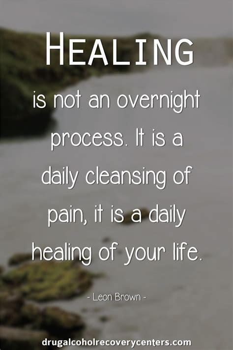 healing    overnight process recovery quote follow