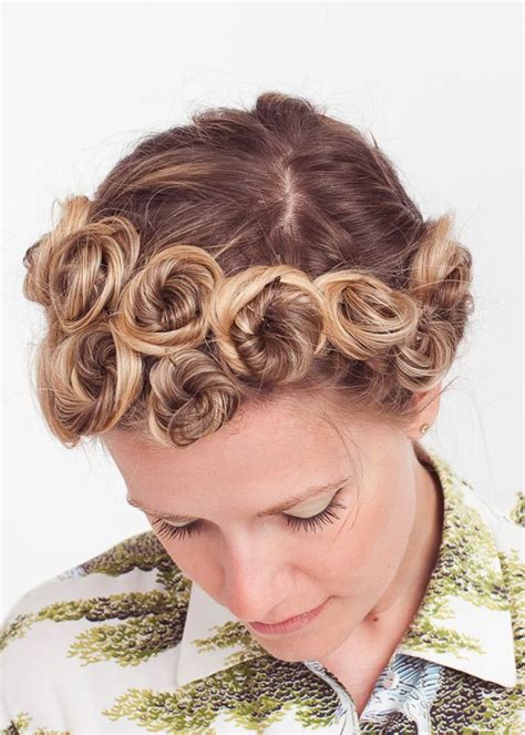 Very Short Ladies Hair With Weight On Crown | 517 best images about hair on pinterest