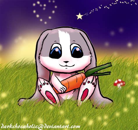 schnuffel snuggle bunny  darkchocaholic  deviantart