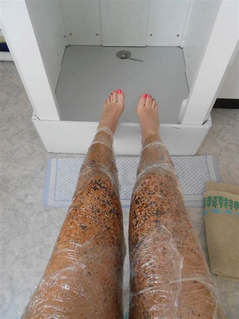 This Cellulite Works by 71 Best Images About Albolene Challenge Albolene Wrap