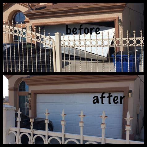 Garage Doors El Paso by Garage Garage Door Repair El Paso Home Garage Ideas