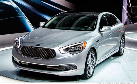 Cool Kia Cars Kia K900 Cool Cars From The L A Auto Show Cnnmoney