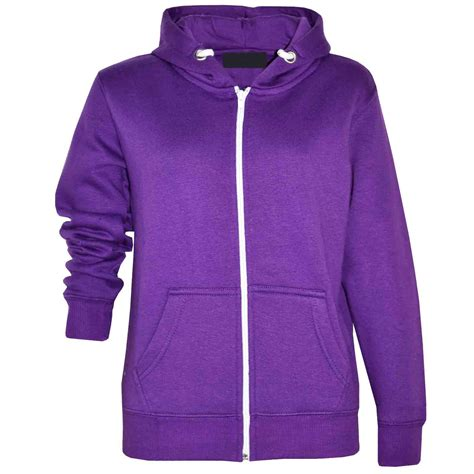 Hoodie Zipper Pimpstar 3 new children boys zip up plain hoodie jacket hooded zipper sweatshirt ebay