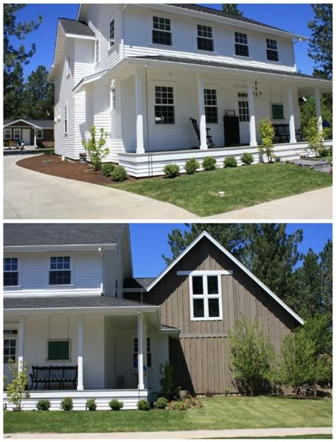 modern farmhouse exterior decosee com 17 best images about breezeway on pinterest stone veneer