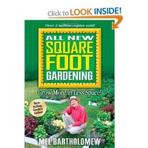 square foot gardening layout and spacing method tips