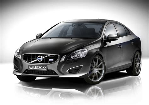 Volvo S 60 by Heico Sportiv Teases 2011 Volvo S60 Sedan Tuning Program