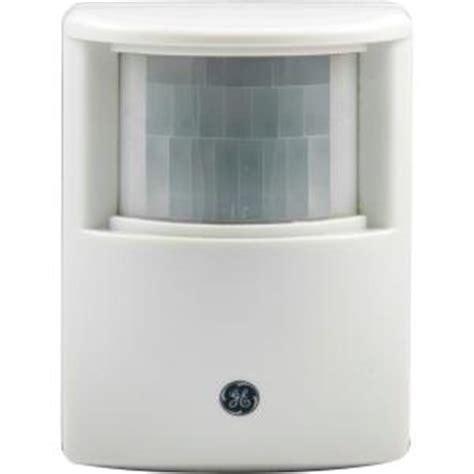 ge choice alert wireless alarm system motion sensor 45132