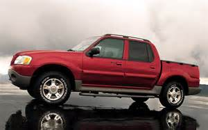 Ford Sport Truck 2000 2010 Ford Explorer Sport Trac Timeline Truck Trend