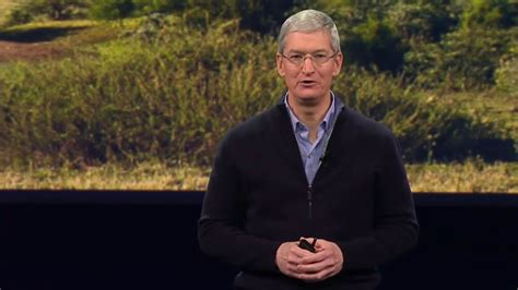 apple ceo tim cook apple won t weaken encryption but is willing to