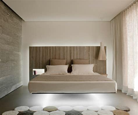 schlafzimmer nur bett ein h 228 ngendes bett zu hause neue 20 ideen archzine net