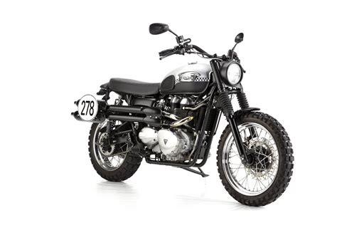 Triumph Motorrad Aalen by Umgebautes Motorrad Triumph Scrambler Von Warm Up