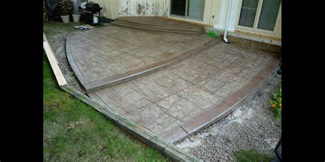 Sted Stained Concrete Patios by Decorative Concrete Patio 28 Images How To St Concrete