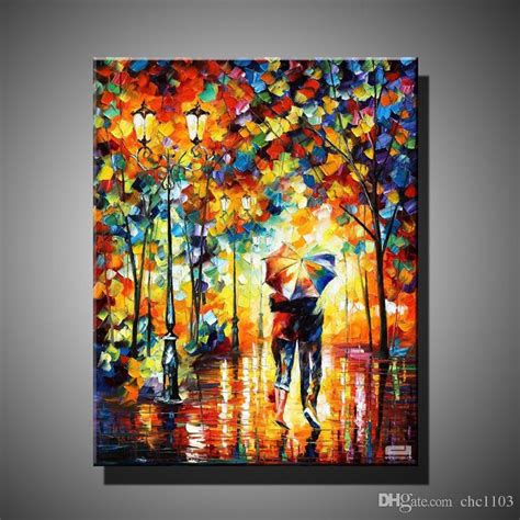 Handmade Artist Shop - 2018 handmade painting on canvas modern 100 best