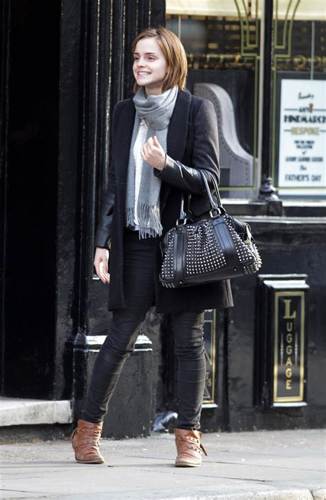 emma watson house london emma watson out and about in london hawtcelebs
